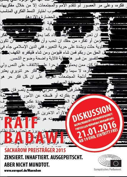 Diskussion Flyer 1